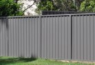 Rostron Colorbond fencing 3
