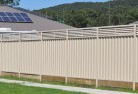 Rostron Colorbond fencing 5
