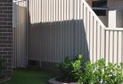Rostron Colorbond fencing 8