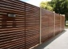 Kwikfynd Decorative fencing rostron