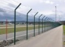 Kwikfynd Security fencing rostron
