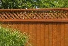 Rostron Timber fencing 14