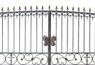 Rostron Wrought iron fencing 10