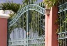 Rostron Wrought iron fencing 12