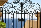 Rostron Wrought iron fencing 13