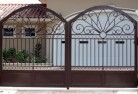 Rostron Wrought iron fencing 2