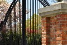 Rostron Wrought iron fencing 7
