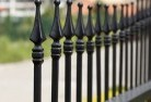 Rostron Wrought iron fencing 8