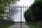 Rostron Wrought iron fencing 9